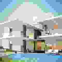 by TNHH xây dựng và thiết kế nội thất AN PHÚ CONs 0911.120.739 Asian Concrete