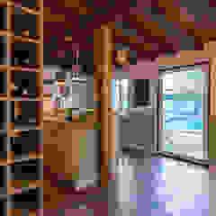 Atelier d'Maison Modern Home Wine Cellar