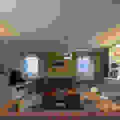 Atelier d'Maison Modern Living Room