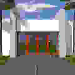 od Rios Serna Arquitectos Minimalistyczny
