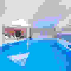 Zdjęcia wnętrz Śródziemnomorski basen od PL360 - fotografia wnętrz, wirtualne spacery, agencja marketingowa Śródziemnomorski
