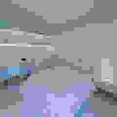 MIA arquitetos Camera da letto moderna