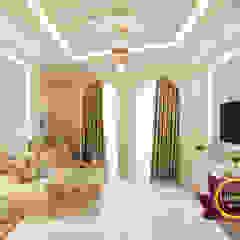 Incredible Comfortable Bedroom Design by Luxury Antonovich Design