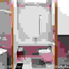 Apartament pod Wawelem Klasyczna łazienka od MAXDESIGNER Klasyczny