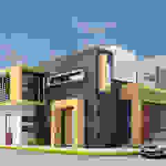 by TM+2 arquitectos Minimalist Concrete
