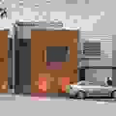 by TM+2 arquitectos Minimalist Bricks
