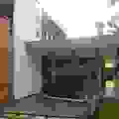 根據 DESIGNIO Arquitectura + Objetos 熱帶風 磚塊