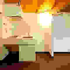 大人可愛い賃貸ルーム の 一級建築士事務所 感共ラボの森 モダン