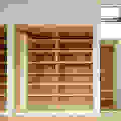 من 一級建築士事務所 感共ラボの森 أسيوي خشب Wood effect