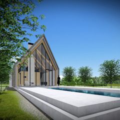 by Zein Architecten Adviseurs Country Wood Wood effect