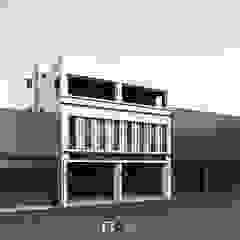 店鋪住宅│建築之間 根據 上埕建築 現代風