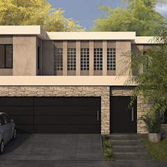 by MOD | Arquitectura Modern Stone