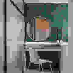 Bathroom C&M Media Modern bathroom