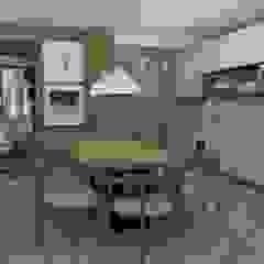 Casa S & E Cozinhas campestres por Lorenna Nogueira Campestre