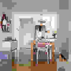 Apartamento MG Salas de jantar escandinavas por Luciana Ribeiro Arquitetura Escandinavo