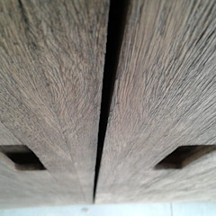 by Carpinteria Gonzalez Rustic Solid Wood Multicolored