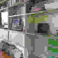 Proyecto Ardoino Estudios y oficinas modernos de Estudio Equilibrio Moderno Madera Acabado en madera