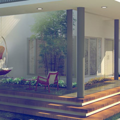 od chain tree architects Kolonialny Cegły