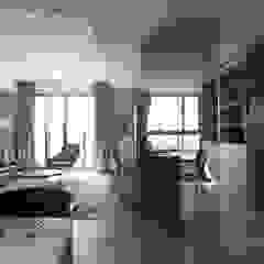 Tropical style study/office by 昕益有限公司 Tropical