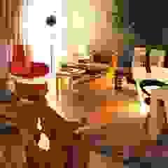 Moradia | Valmor | Portugal Salas de jantar ecléticas por Atelier Renata Santos Machado Eclético