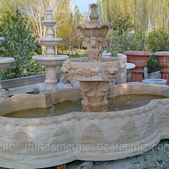 Hürtaş Mermer Garden Swim baths & ponds