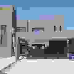 proyectos realizados Paredes y pisos minimalistas de shopping color Minimalista Hormigón