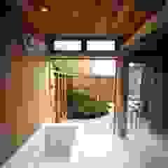 至福の開放感の住まい 北欧スタイルの お風呂・バスルーム の 株式会社高野設計工房 北欧