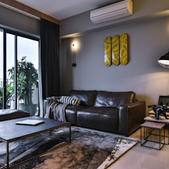 RESIDENSI 22 MONT' KIARA by HOO DESIGN RESOURCES Minimalist Marble