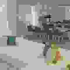 Projeto de Interiores: Moradia V3 Lisboa Salas de estar modernas por Casactiva Interiores Moderno