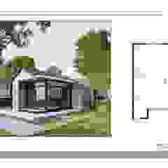 por Kor Design&Architecture Moderno