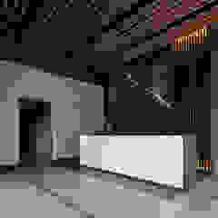 AMH Technologies, Shah Alam by Box Design Studio Modern