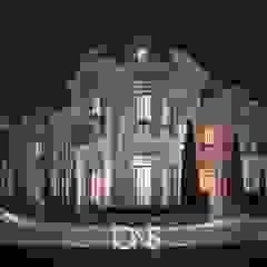 Grand ِArchitecture for Palace and Villa Design Oleh IONS DESIGN Klasik Batu