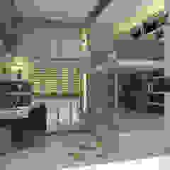 من Corpuz Interior Design إستوائي