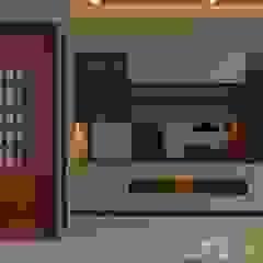 di Vadhia Interiors Pvt Ltd Moderno
