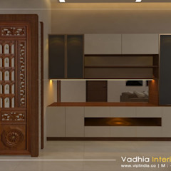 by Vadhia Interiors Pvt Ltd Modern