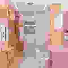 RDJ - Quarto de Menina por Studio MBS Arquitetura Moderno