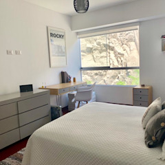 Home Staging & Co. Minimalist bedroom