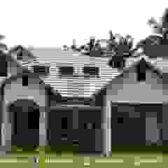 Leading house builders thrissur Prithvi Homes Balcony