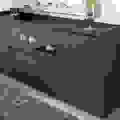 Decordesign Interiores ห้องทานข้าวตู้เก็บของ แผ่นไม้อัด Wood effect