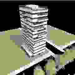 Edificio Maputo LA por MCSARQ Moderno