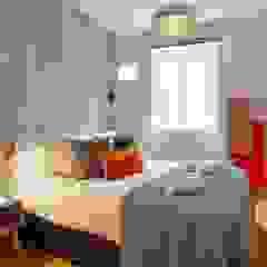 São Bento Studio III por Rafaela Fraga Brás Design de Interiores & Homestyling Escandinavo
