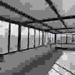 TechaTe Flat roof Beige