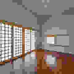登野城の家 モダンデザインの ホームジム の プラソ建築設計事務所 モダン