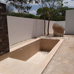 by Estudio Torrado Tropical Concrete