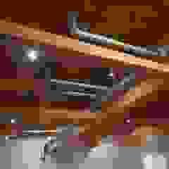 by (株)バウハウス Modern لکڑی Wood effect