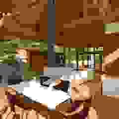 Albert Road, Tamboerskloof Modern dining room by Inline Spaces Pty Ltd Modern
