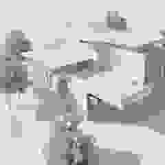 by Zerogrey Design Studio Modern Concrete