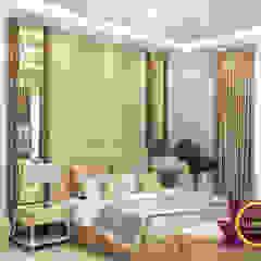 Outstanding Bedroom Interior Design Solutions by Luxury Antonovich Design
