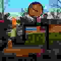 Vintage Industrial Decoración Lámparas Iluminación Madera Hierro Lamparas Vintage Vieja Eddie JardinesIluminación Hierro/Acero Negro