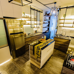 CCK Ave 3 Eclectic style kitchen by Ideal Design Interior Eclectic